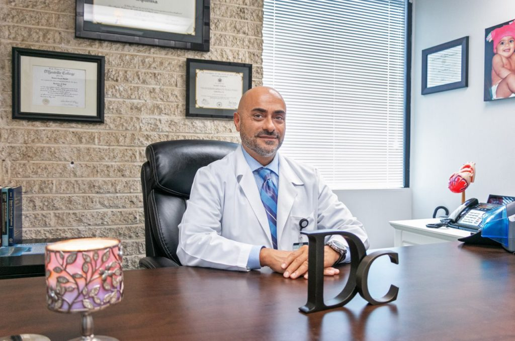 Oxon Hill Chiropractor Hamed Norani