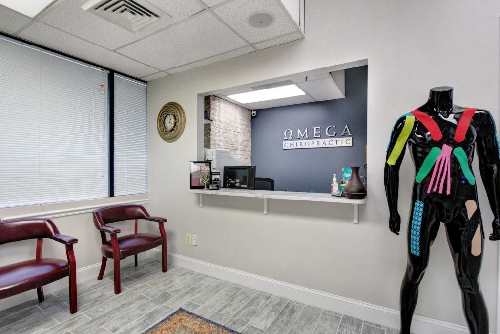 chiropractic office oxon hill