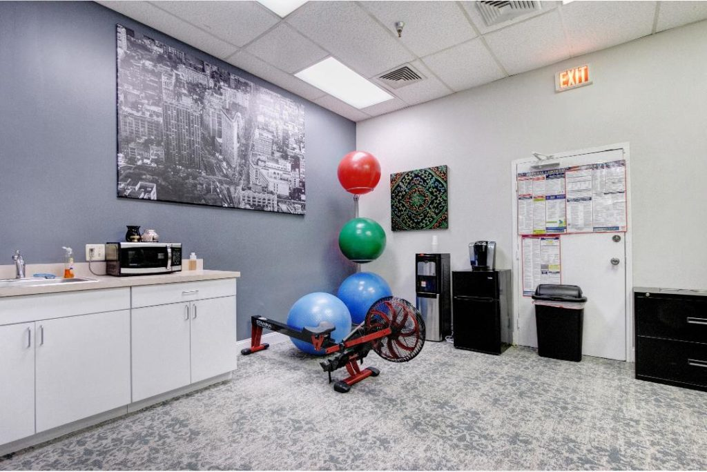 exercise balls for rehab in Oxon Hill MD